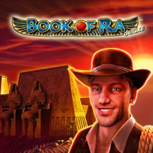 Ігровий автомат Book of Ra